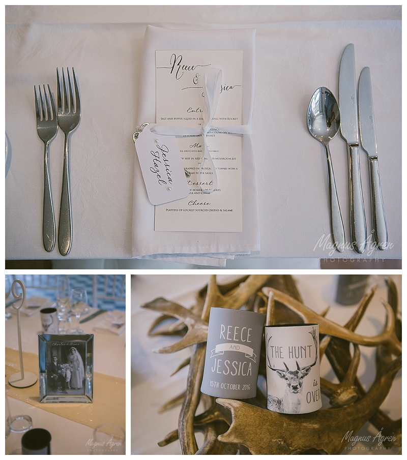 diy wedding styling