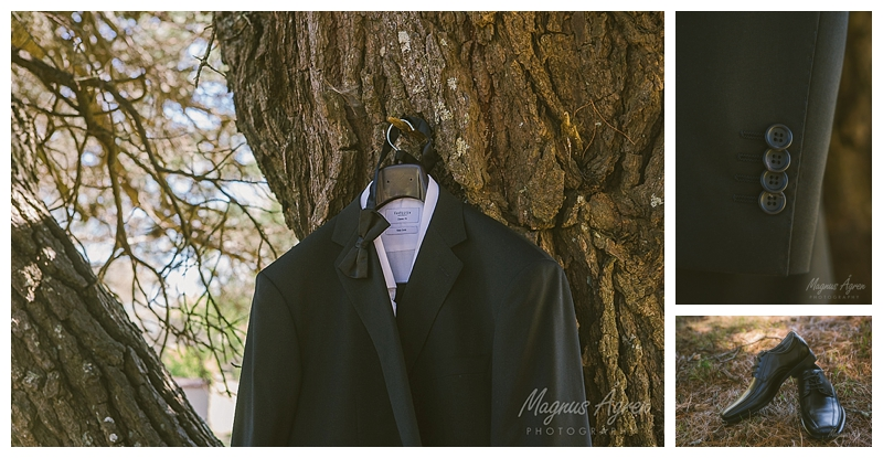 Black Tie by Xavier suit canberra