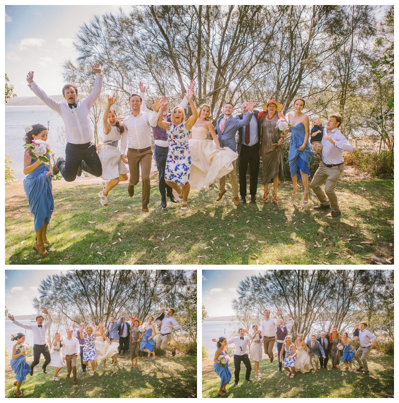family, photographer, wedding, jumping photo,