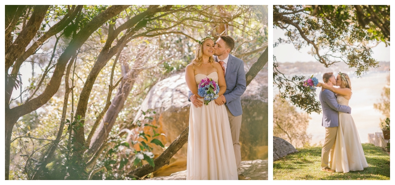 bush wedding, diy wedding photographer, nature
