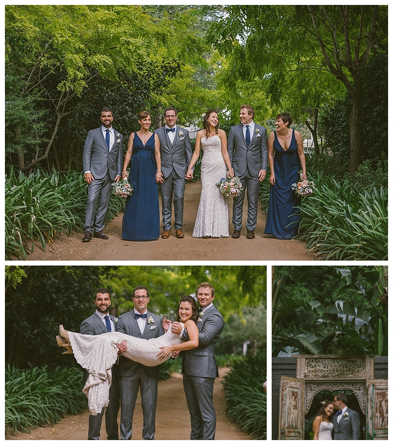 bridal party, jaspers berry, south coast berry wedding, southern highlands, southern highlands photographer, relaxed photography, bush, greenery