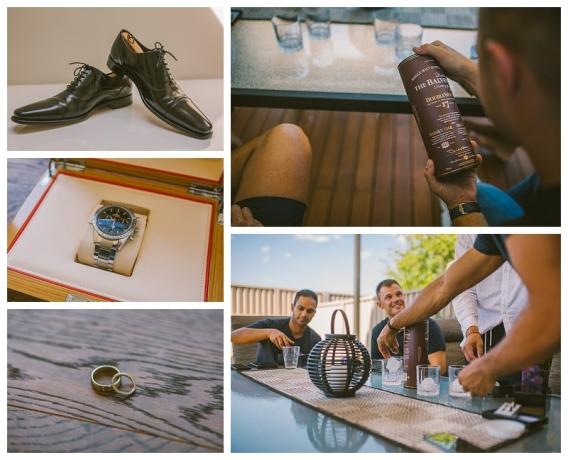 groom preparations, groom, aaron and chandni