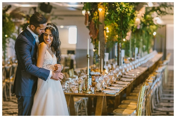 she designs, stylist, long tables, wedding reception, manly pavillion, manly