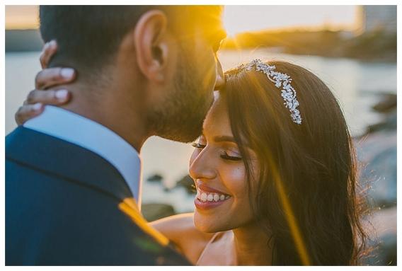 gather and stitch, manly pavillion, sunset photography, wedding photography, seaside summer wedding, southern highlands wedding photographer, sunset