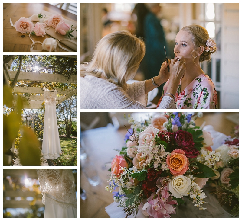 Southern Highlands Wedding Photographer, Mali Brae Farm photographer, lauren and andrew, Mali Brae Farm wedding, bride preparations, looks natural makeup, camden, affair with george, flowers, dress, couture by francesca