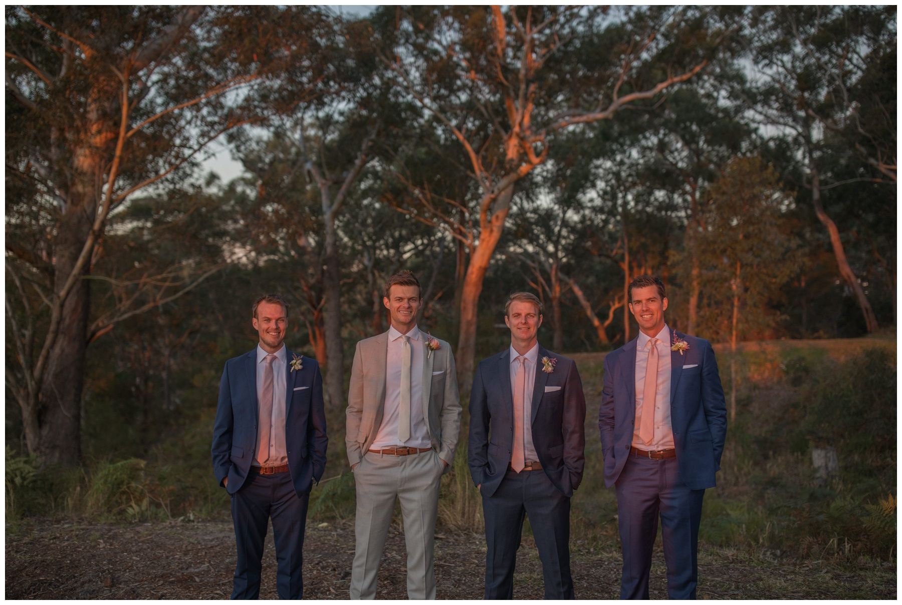 Country Wedding photographer, Nelson Bay wedding, Kangaroo Valley wedding photographer, Southern highlands photographer, groomsmen