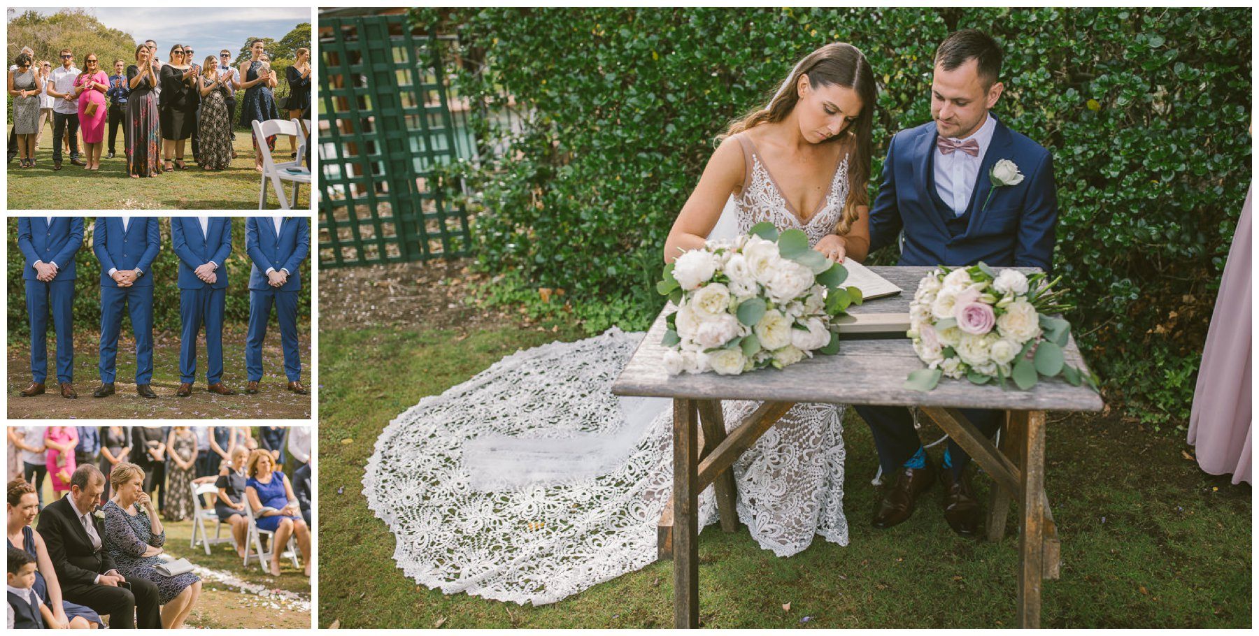 Patrick and Hollie, Coolangatta estate wedding, south coast wedding photographer, Southern Highlands wedding photographer, southern highlands photographer, registry, sign