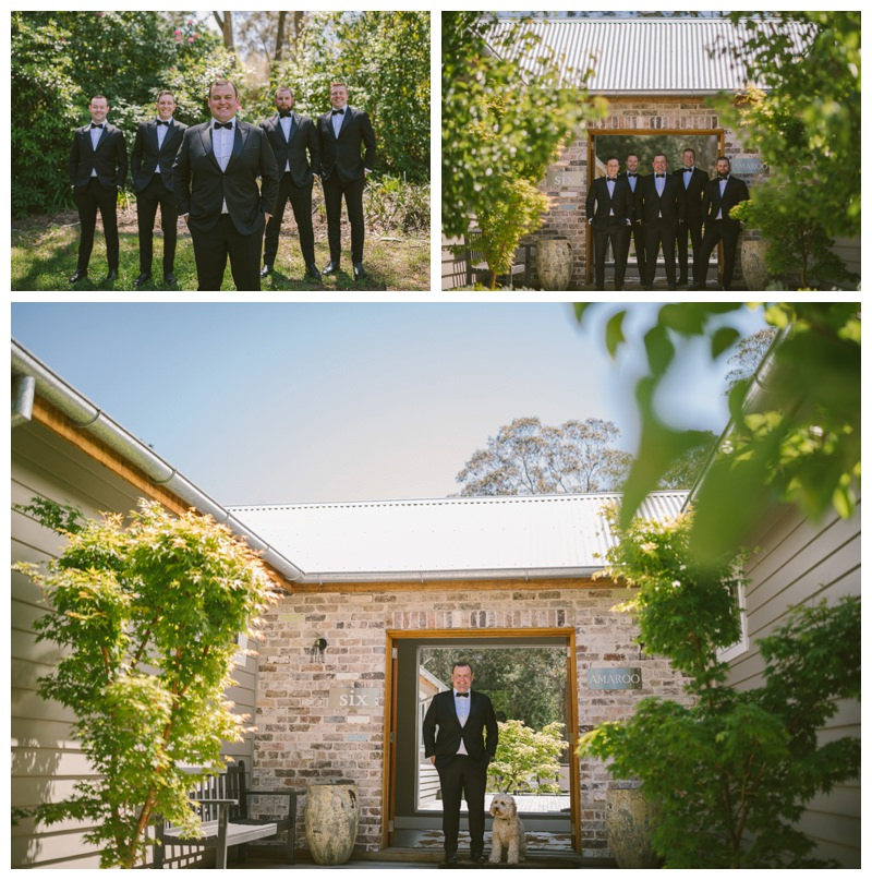 Natalie south and Jon smith, Magnus Agren photography, southern highlands farm photographer, southern highlands photographer, southern highlands wedding photographer, farm wedding photographer, diy wedding photographer, goulburn wedding photographer, relaxed wedding photographer, Leicester park, Mittagong farm, airbnb, groom prep, dog, rm williams airbnb house