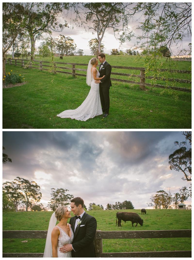 wedding centennial vineyards bowral