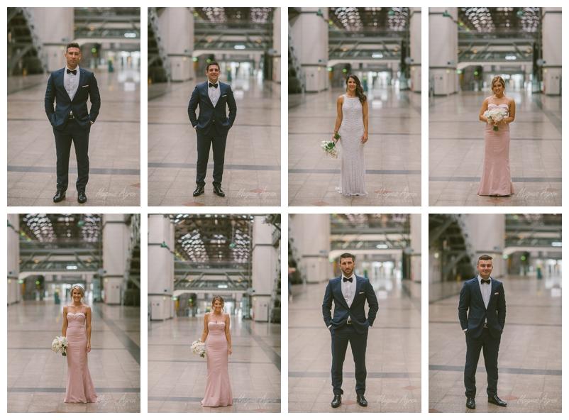 Kaylah xhevat bridal party ovolo