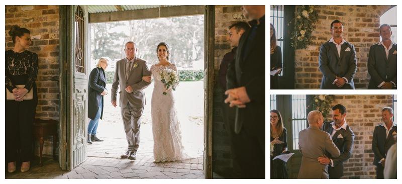 mali brae farm wedding photographer, southern highlands wedding photographer, southern highlands photographer, goulburn wedding photographer, relaxed wedding photographer, bridal entrance