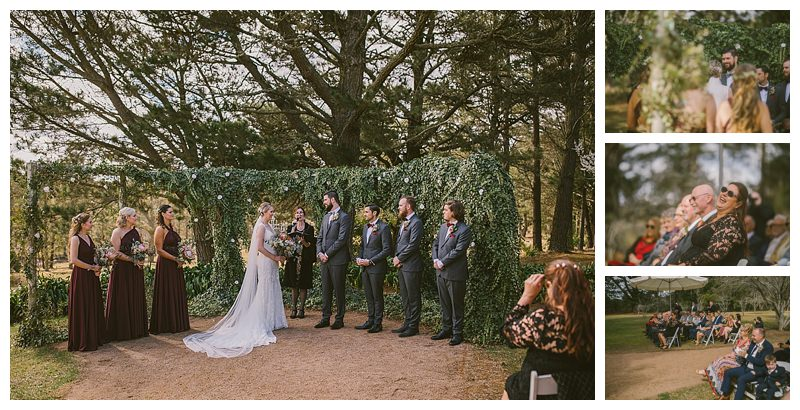 ceremony goals, magnus agren photography, sylvan glen weddings, penrose, southern highlands photography,