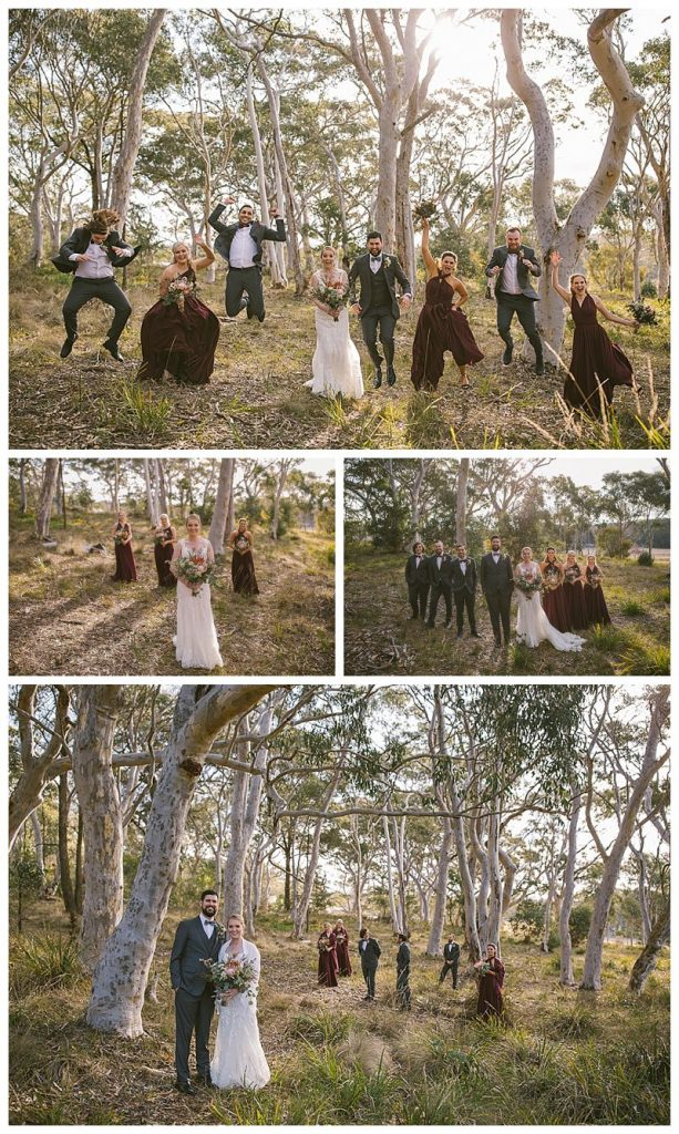 adventurous bride, bush wedding, farm wedding, magnus agren photography