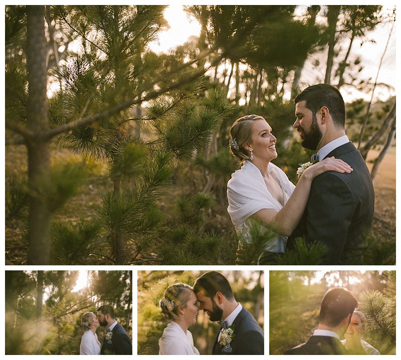 forest wedding, outdoor wedding, magnus agren photography
