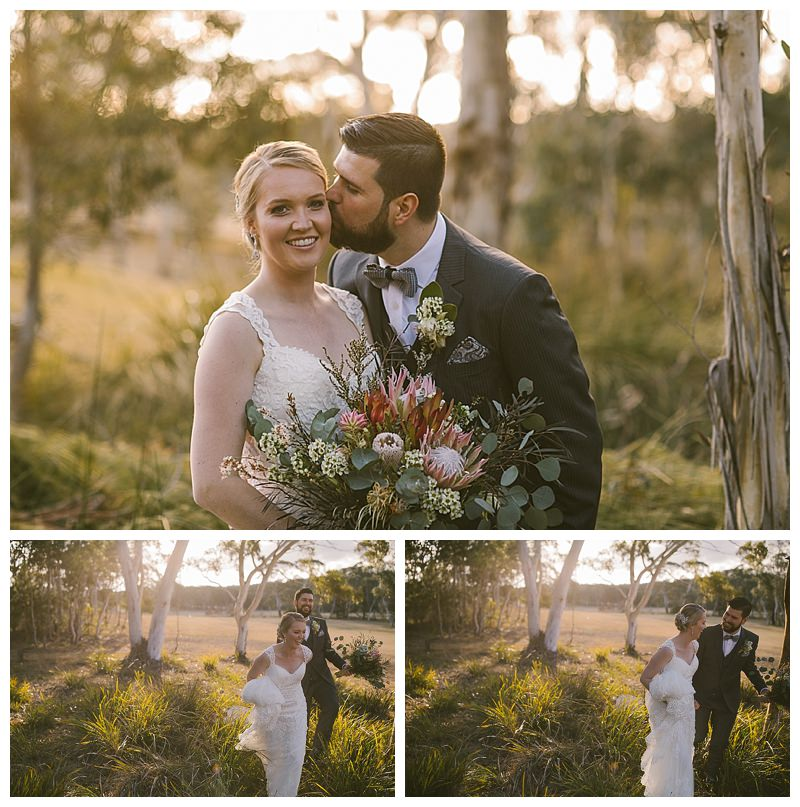 farm wedding, magnus agren photography, bush wedding , native bouquet