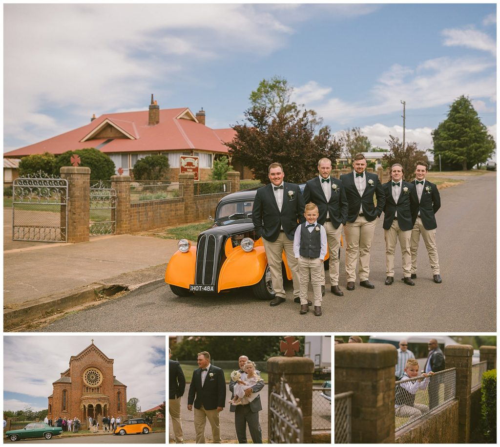 taralga church wedding, country wedding, natural wedding photographer, goulburn couple