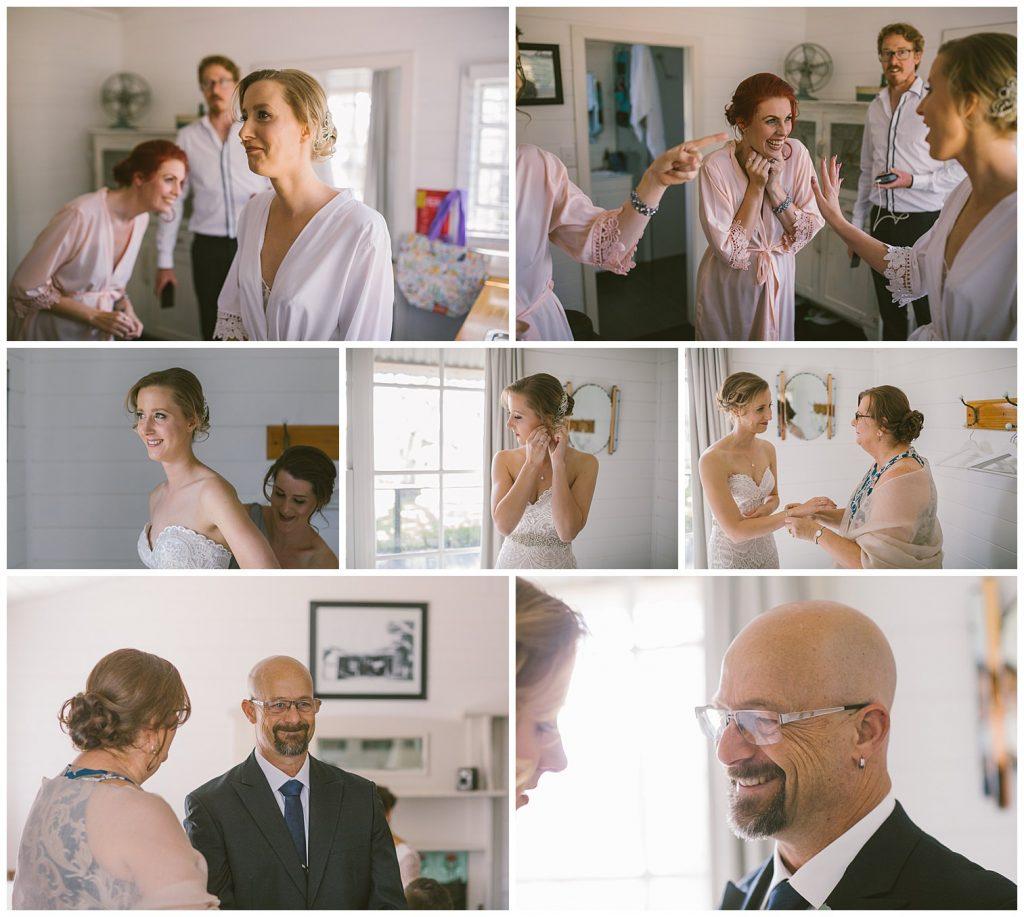 bride, bridal party , emotional wedding photographer, relaxed wedding photographer, country wedding photographer, dairy shed