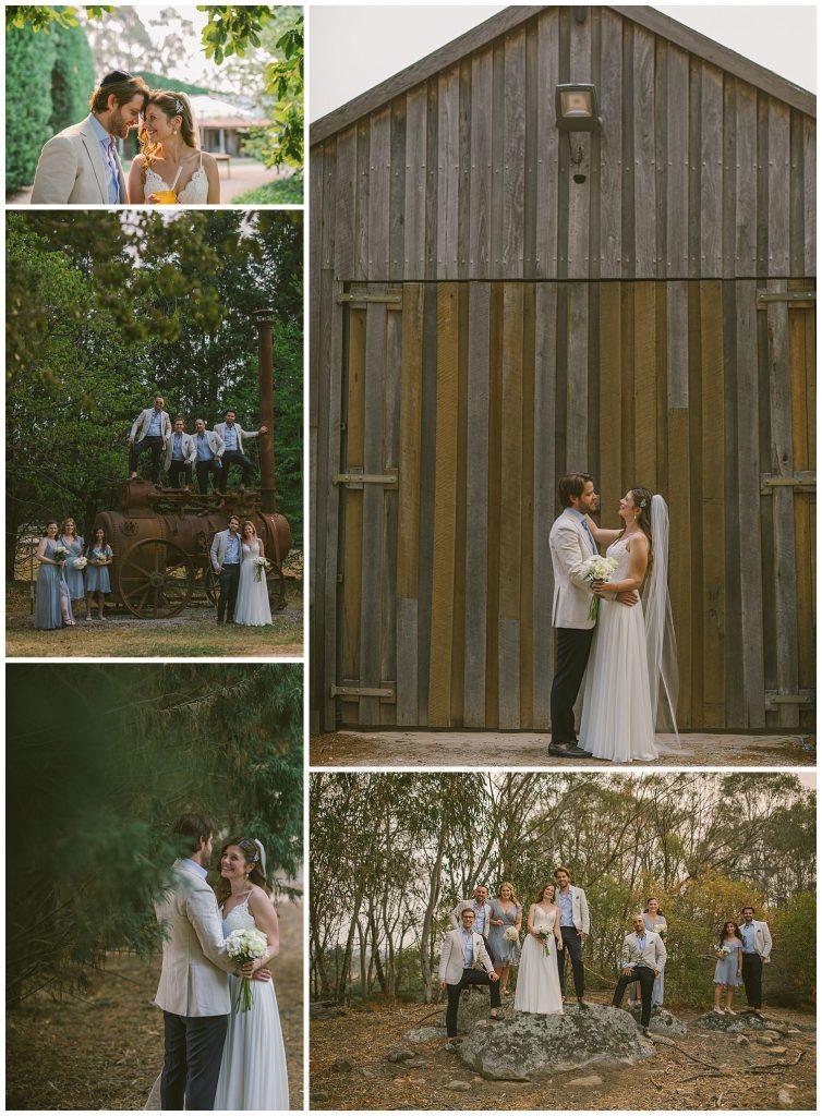 southern highlands farm wedding photographer, natural wedding photographer, chilled out photography, country wedding