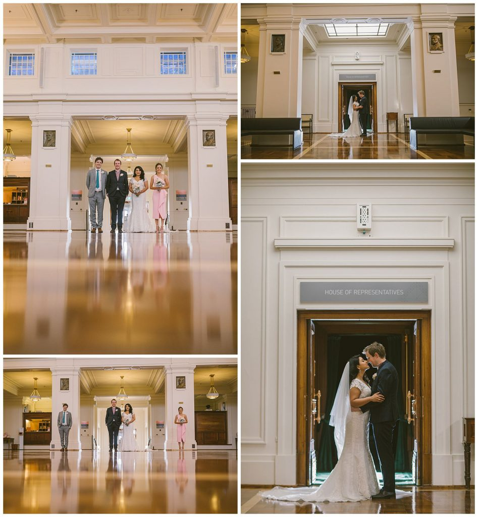 canberra old parliament house wedding photographer, national history wedding, canberra wedding photographer, goulburn wedding photographer,