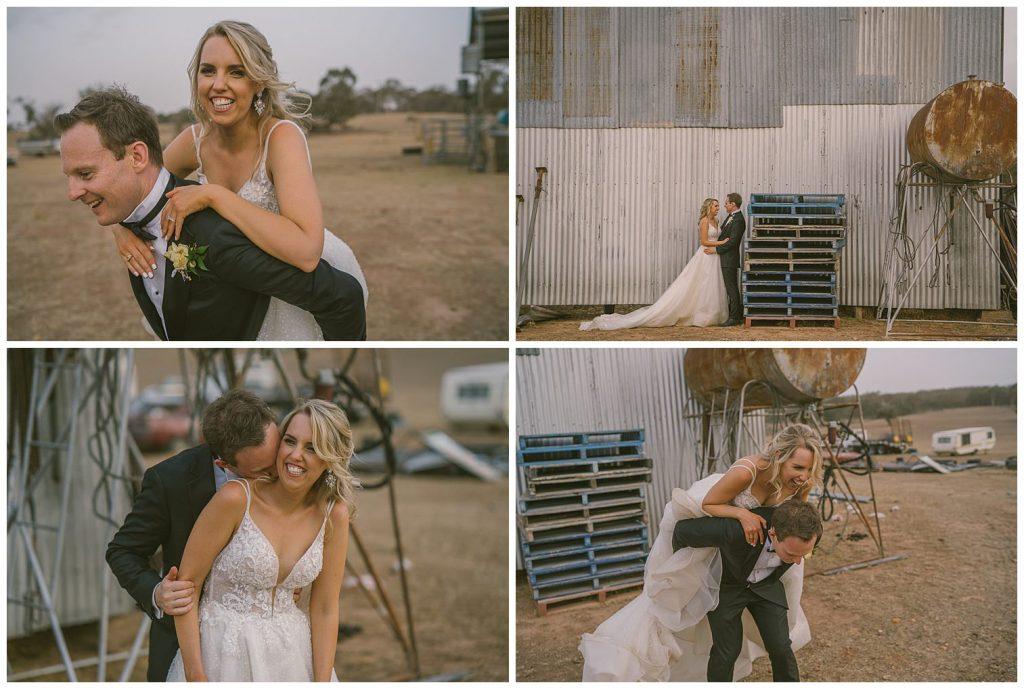 bushfield farm wedding, gundaroo wedding photographer, country wedding photographer, outback wedding, bush wedding, good times