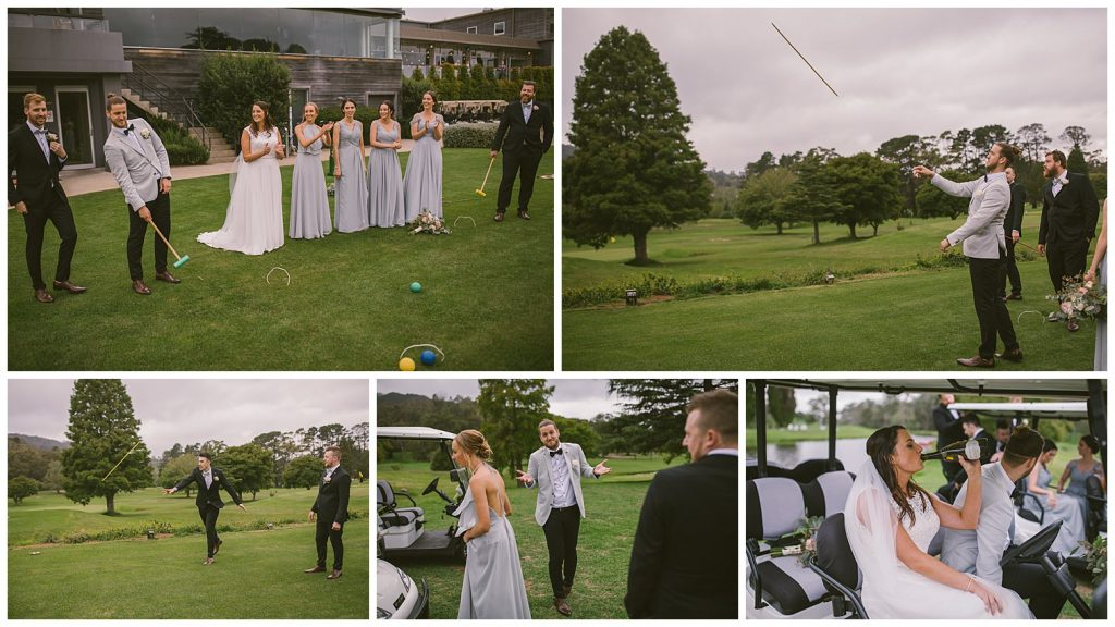 lawn games, relaxed wedding photographer